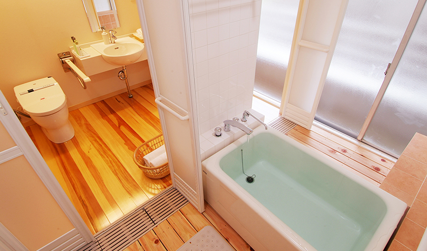 温泉内風呂特別室